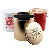 36783274-105 - Empty 1 Gallon Gift Tin - thumbnail