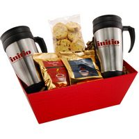 394517631-105 - Tray w/Mugs and Chocolate Chip Cookies - thumbnail