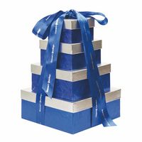 515555199-105 - 4 Tier Snack & Share Gift Tower - thumbnail