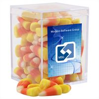 534521470-105 - Acrylic Box w/Candy Corn - thumbnail