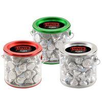 535154783-105 - Tin Pail w/Hershey Kisses - thumbnail