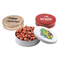 544523227-105 - Gift Tin w/Chocolate Footballs - thumbnail