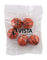 554513590-105 - Snack Bag w/Chocolate Basketballs - thumbnail