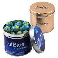 564522079-105 - Round Tin w/Chocolate Globes - thumbnail