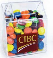565554857-105 - Small Candy Bin Filled w/ M&M's - thumbnail
