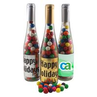 574517496-105 - Champagne Bottle w/Gumballs - thumbnail