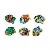 585554194-105 - Foil Wrapped Chocolate Mini Fish - thumbnail