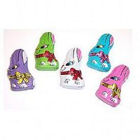 585554199-105 - Foil Wrapped Chocolate Mini Bunnies (Bulk) - thumbnail