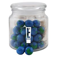 724522790-105 - Jar w/Chocolate Globes - thumbnail