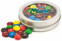 725554276-105 - Top View Tin w/M&M's® - thumbnail