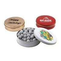 774523235-105 - Gift Tin w/Chocolate Golf Balls - thumbnail