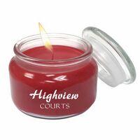 792866515-105 - 8 Oz. Glass Apothecary Aromatherapy Jar - thumbnail