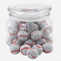 794522582-105 - Jar w/Chocolate Baseballs - thumbnail