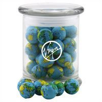 794523171-105 - Jar w/Chocolate Globes - thumbnail