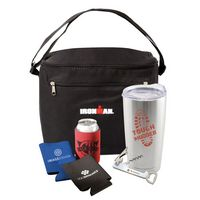 795774447-105 - Everything But the Beer Cooler Duffel Bag Set (Embroidered) - thumbnail