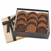906362673-105 - Cookie Gift Box with 18 Round Cookies - thumbnail