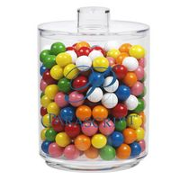 925554774-105 - Acrylic Cylinder with Gum Balls - thumbnail
