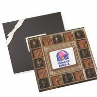 935555135-105 - Luxe Medium Chocolate Squares Gift Box - thumbnail