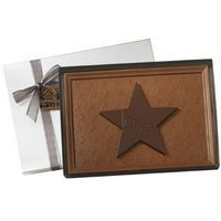 945554214-105 - Molded Milk Chocolate Bar w/ Dark Chocolate Center - thumbnail