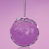 954164021-105 - Lancaster Circle Shaped Ornament - thumbnail