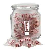 954522703-105 - Jar w/Starlight Peppermints - thumbnail
