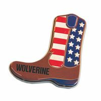 975555417-105 - America Cowboy Boot-Shaped Mint Tin - thumbnail
