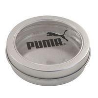 """984520639-105 - Empty 3 1/4"""" Round Metal Tin - thumbnail"""