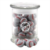 994523174-105 - Jar w/Chocolate Baseballs - thumbnail