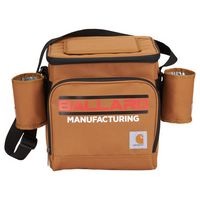 115800113-115 - Carhartt® Signature 18 Can Cooler with Can Holders - thumbnail