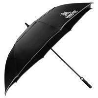 "136265468-115 - 64"" Auto Open Reflective Golf Umbrella - thumbnail"