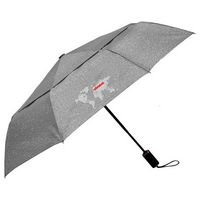 "145911102-115 - 46"" Cutter & Buck Vented Auto Open/Close Umbrella - thumbnail"