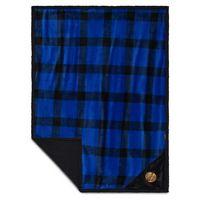 146068928-115 - Field & Co.® Buffalo Plaid Sherpa Blanket - thumbnail