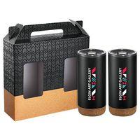 355511219-115 - Valhalla Copper Vacuum Tumbler Gift Set with Cork - thumbnail
