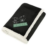 566375765-115 - Field & Co. 100% Recycled PET Sherpa Blanket - thumbnail