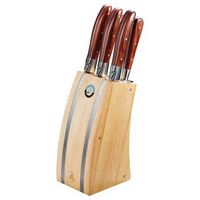 573319695-115 - Laguiole® 5-Piece Knife Block Set - thumbnail