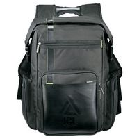 """584131063-115 - Disrupt® Recycled Deluxe 17"""" Computer Backpack - thumbnail"""