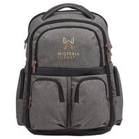 745783401-115 - Cutter & Buck Executive Backpack - thumbnail