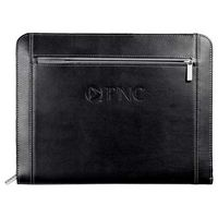 794714147-115 - Metropolitan Zippered Padfolio - thumbnail
