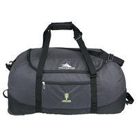 """795055607-115 - High Sierra® Packable 30"""" Wheel-N-Go Duffel Bag - thumbnail"""