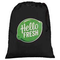 936098759-115 - Travel laundry drawstring bag with clip - thumbnail