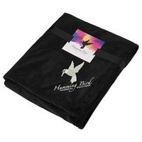 975812817-115 - Sherpa Home Throw with Full Color Card and Band - thumbnail