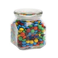 135278235-116 - M&Ms® Plain in Med Glass Jar - thumbnail