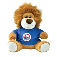 315517675-116 - Plush Lion with T-Shirt - thumbnail