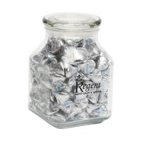 354443400-116 - Hersheys® Kisses® in Lg Glass Jar - thumbnail