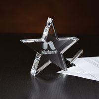 375185653-116 - Crystal Star Paperweight - thumbnail