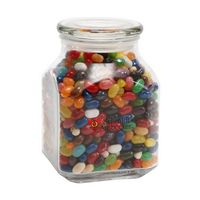 924448147-116 - Jelly Belly® Candy in Lg Glass Jar - thumbnail