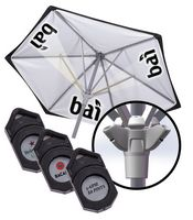 376179311-154 - 7' Solar Projection Marketing Umbrella - thumbnail