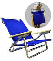 386368679-154 - RIO Beach Classic 5-Position Lay Flat Beach Chair - thumbnail