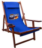 713418376-154 - Wood Sling Chair - thumbnail