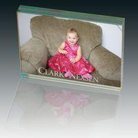 103397928-159 - Atrium Glass Large Desk Photo Frame - thumbnail